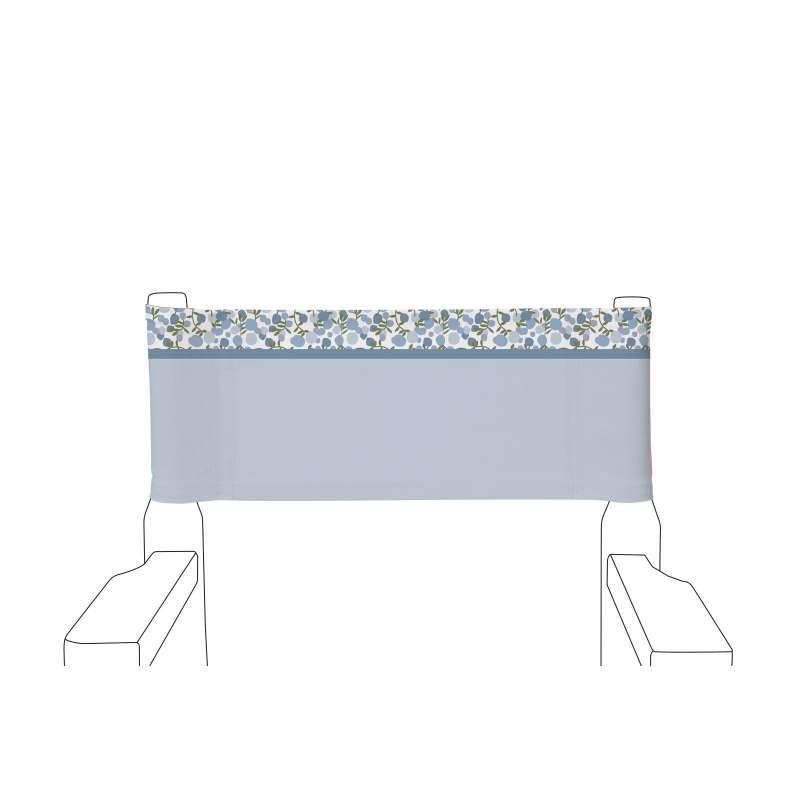 chaise metteur en sc ne fleurs des champs bleues ma petite chaise. Black Bedroom Furniture Sets. Home Design Ideas