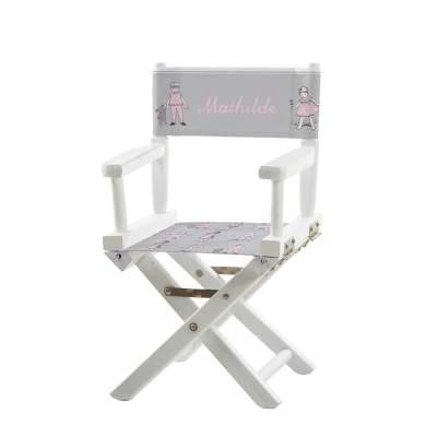 Chaise metteur en scène - Les petits filous