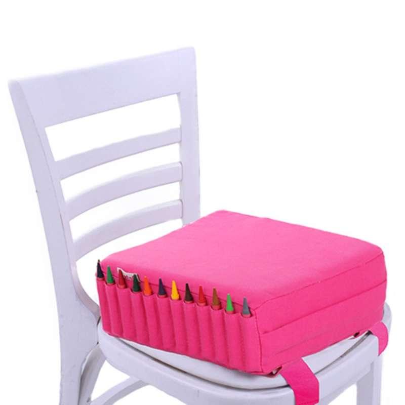 Rehausseur de chaise rose fuchsia ma petite chaise for Rehausseur de chaise 4 ans