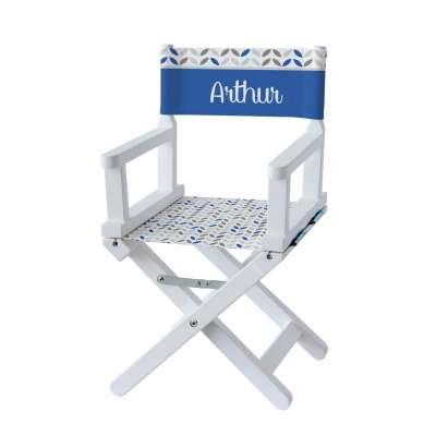 Chaise metteur en scène - Blue summer