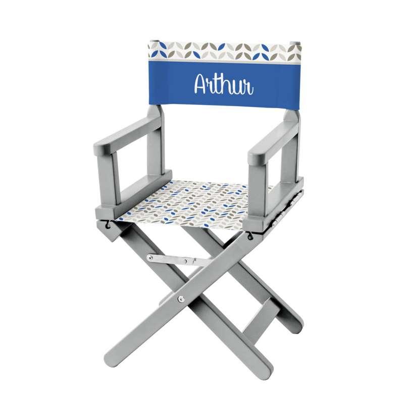 chaise metteur en sc ne blue summer ma petite chaise. Black Bedroom Furniture Sets. Home Design Ideas