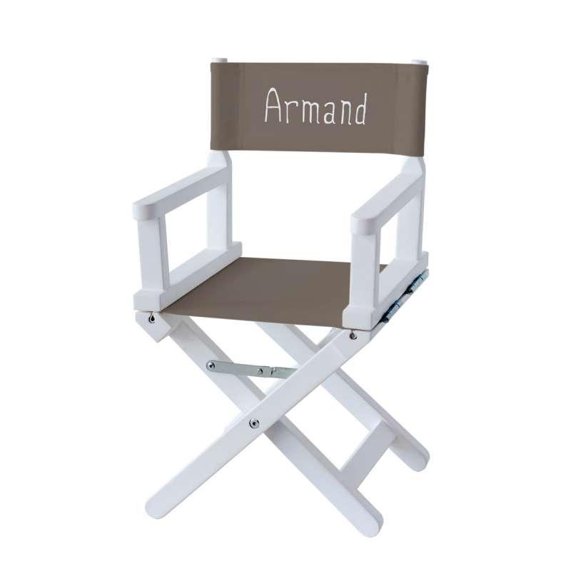 chaise metteur en sc ne taupe ma petite chaise. Black Bedroom Furniture Sets. Home Design Ideas