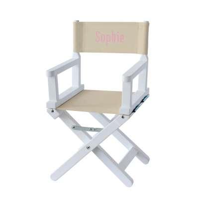 Chaise metteur en scène - Toile unie ficelle