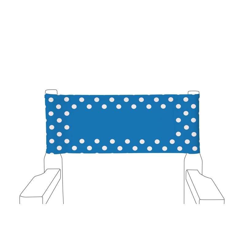 chaise metteur en sc ne petits pois bleus ma petite chaise. Black Bedroom Furniture Sets. Home Design Ideas