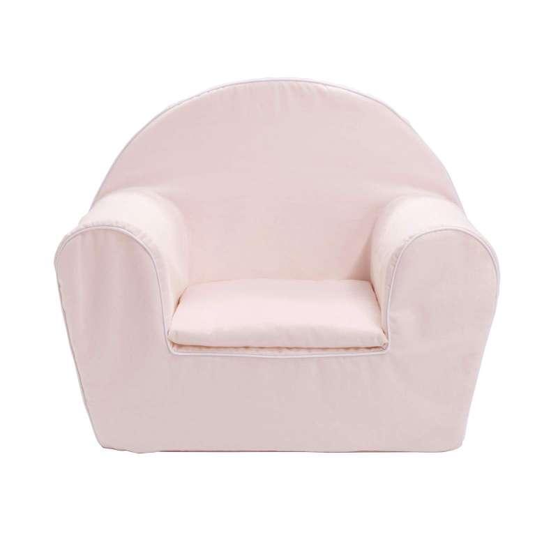 fauteuil club enfant rose p le ma petite chaise. Black Bedroom Furniture Sets. Home Design Ideas