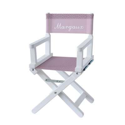 Chaise metteur en scène - Prune à petits pois