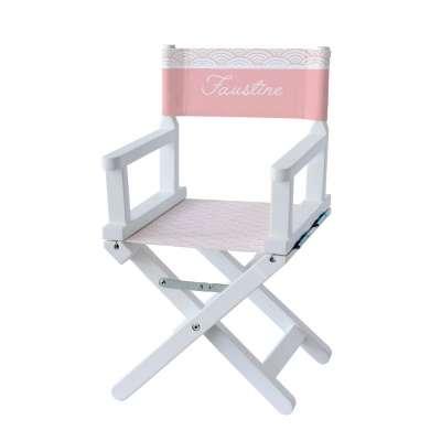 Chaise metteur en scène - Soleil levant