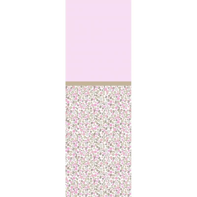 Transat enfant fleurs des champs roses ma petite chaise for Transat jardin rose