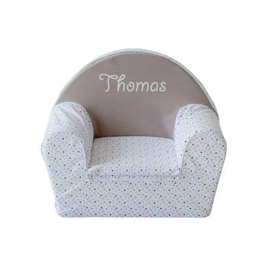 Fauteuil club enfant - Triangle d'or
