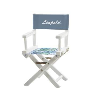 Chaise metteur en scène - A la mer