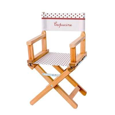Chaise metteur en scène - Ramène ta fraise !