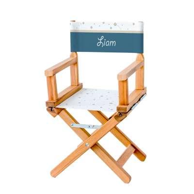 Chaise metteur en scène - Dans le ciel bleu étoilé
