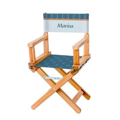 Chaise metteur en scène - Qui s'y frotte s'y pique