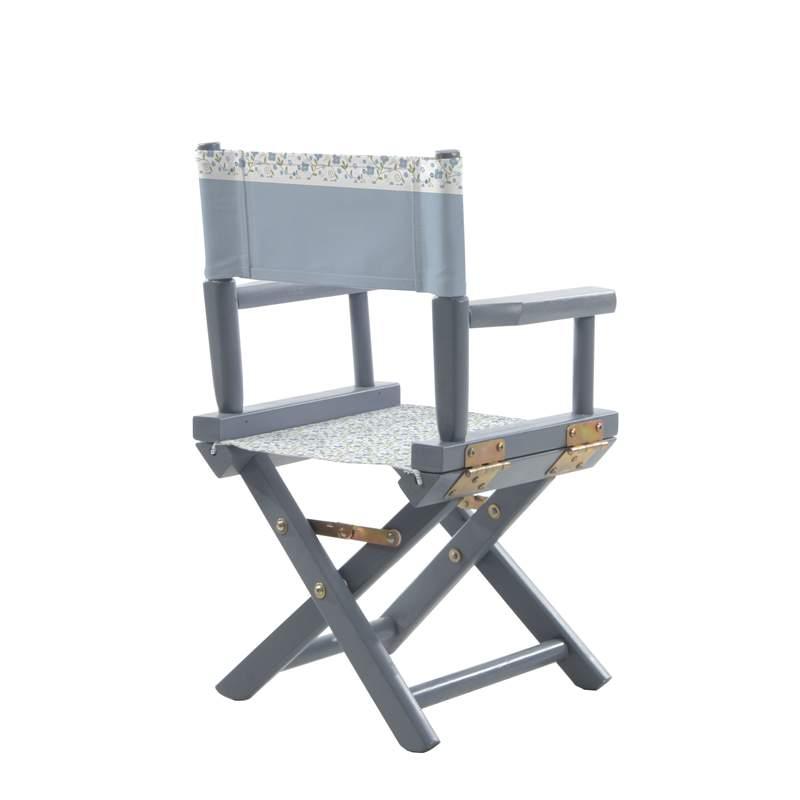 chaise metteur en sc ne fleurs des montagnes bleues ma petite chaise. Black Bedroom Furniture Sets. Home Design Ideas