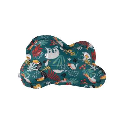 Coussin Nuage - Jungle tropicale
