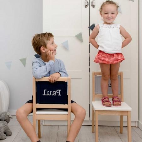 Chaise écolier