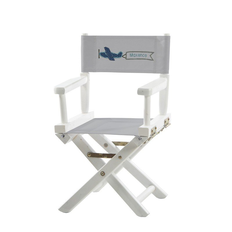 Chaise metteur en sc ne love and happiness ma petite chaise - Chaise metteur en scene ...