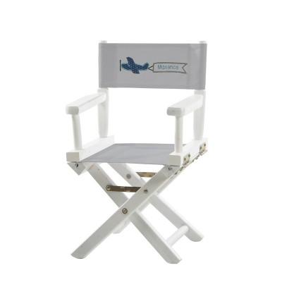Chaise metteur en scène - Maxence l'aviateur