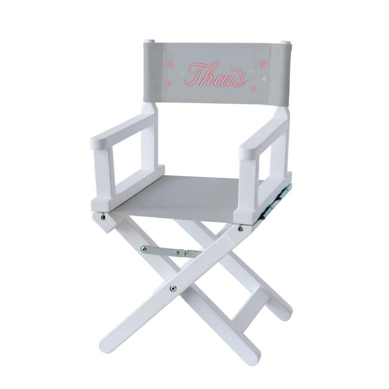 Chaise metteur en scène - Ma première étoile