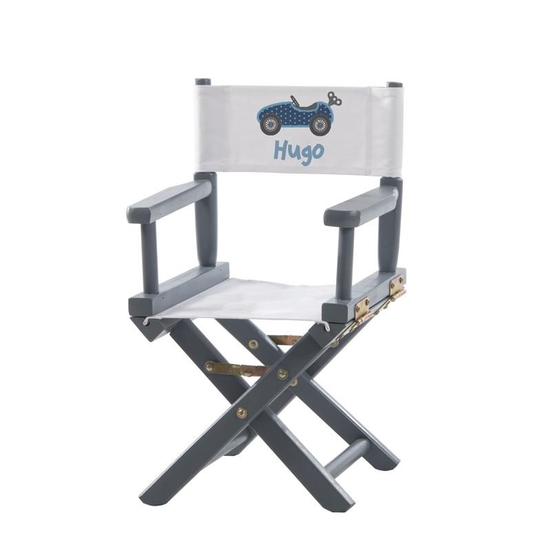 chaise metteur en sc ne ma petite automobile ma petite. Black Bedroom Furniture Sets. Home Design Ideas
