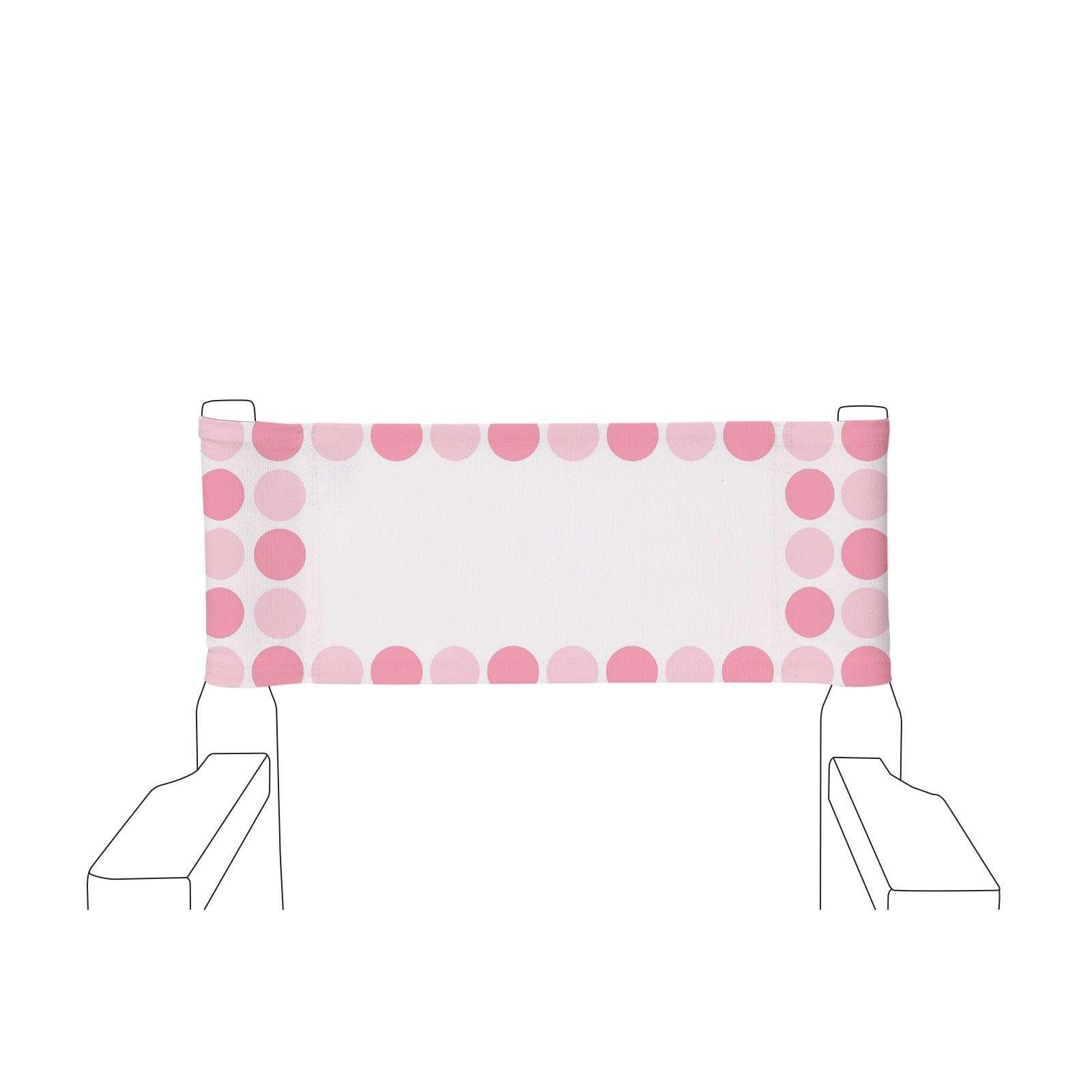 chaise metteur en sc ne enfant gros pois roses ma petite chaise. Black Bedroom Furniture Sets. Home Design Ideas