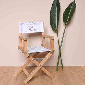 """Happy monday 🙂  Pour commencer cette semaine en douceur, petit zoom sur l'une de nos toiles à motifs : """"Imprimé botanique"""", dessiné avec soin par Héloïse.  De jolies nuances de couleurs et un motif élégant pour la chambre ou le salon !  . . . . #imprimefleuri #motif #chaisemetteurenscene #chaisebebe #chaiseenfant"""