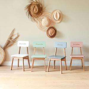 Dès aujourd'hui, retrouvez à nouveau nos chaises maternelles gravées sur notre boutique !  Petite précision : on vous les expédie chaque mardi, alors si c'est pour un cadeau, on vous conseille de vous y prendre à l'avance 😉  Le lien est dans la bio. . . . . #chaisegravee #chaisepersonnalisee #chaisematernelle #chaiseenfant #cadeaunaissance #chaisebureau