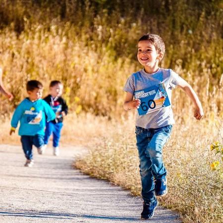 Le sport chez l'enfant