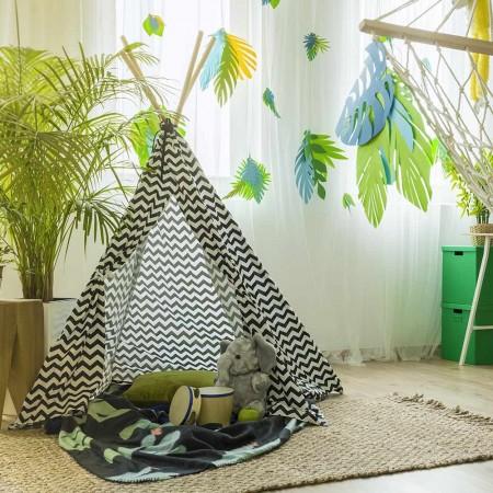 Chambre bébé jungle : comment adopter cette tendance?